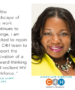 Capacity for Health (C4H) is proud to welcome Jamila Shipp as our team's Associate Director!
